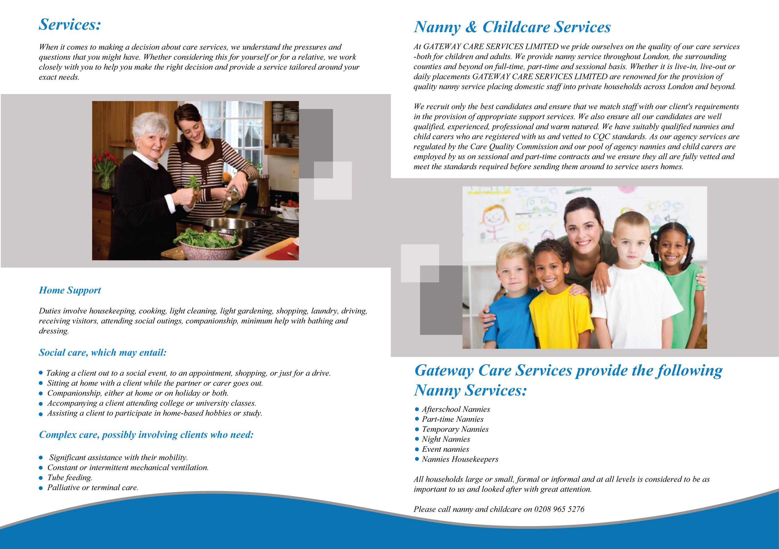 brochures flyers