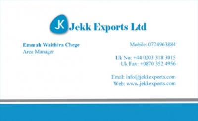 Jekk Exports Ltd