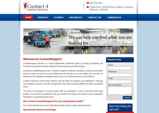 contrct4supportservice