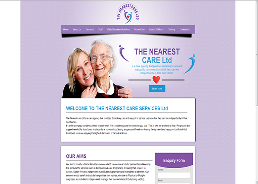 The Nearest care Ltd