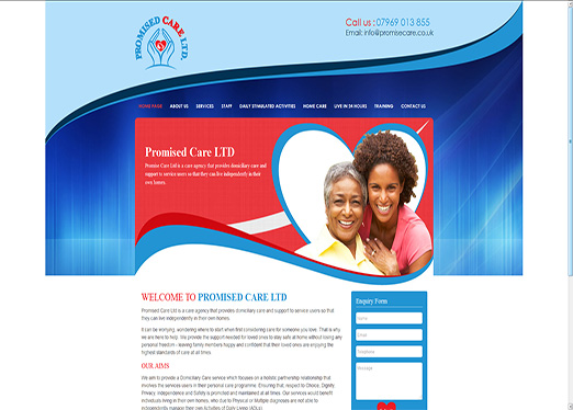 Promised Care Ltd