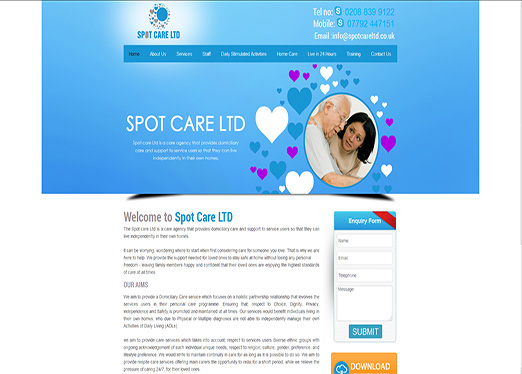 The Spot care Ltd